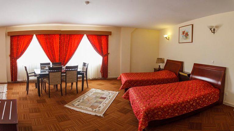 هتل های اقتصادی در جزیره کیش