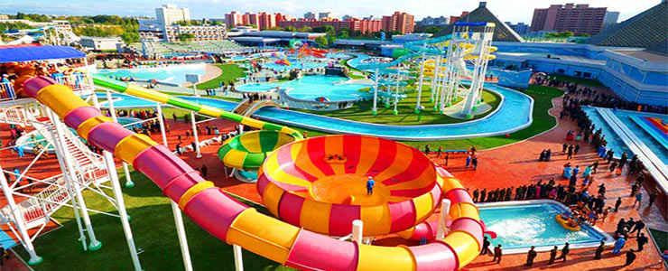 اوشن پارک در کیش