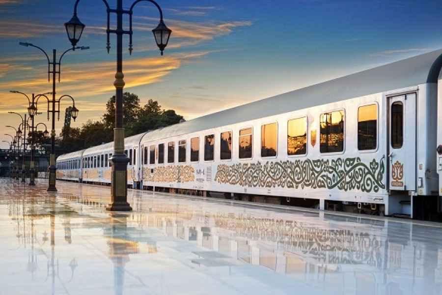 سفر با قطار به کیش